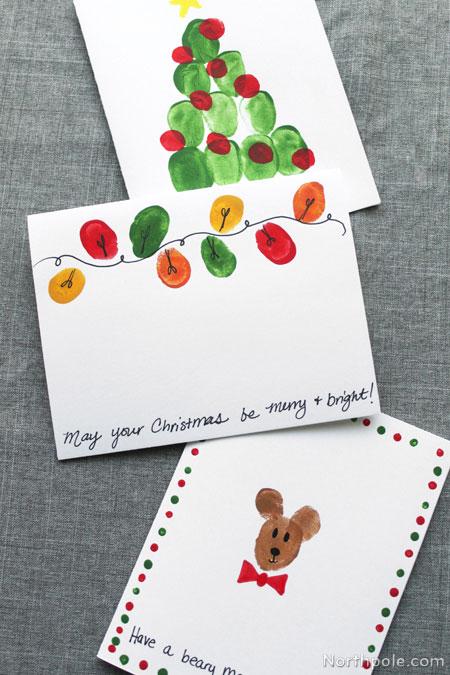 Christmas Tree Stamp