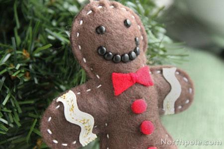 Jolly Gingerbread Man
